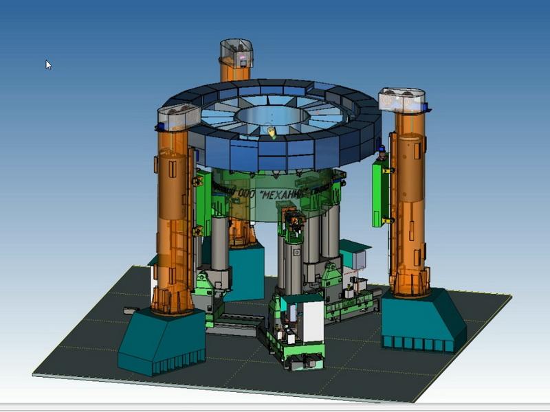 Проектирование станков